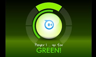 Screenshot of Sphero ColorGrab