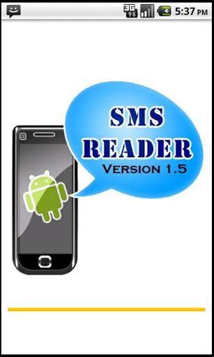 SMS Reader