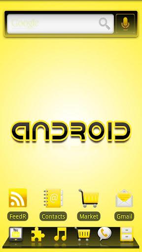 ADWTheme Yellow