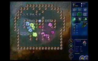 Screenshot of Planet Defense