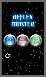 Reflex Master - screenshot