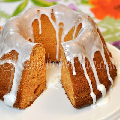 Grandmama's Orange Supreme Cake