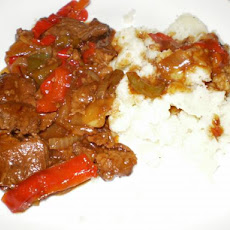 Reasonable Beef Stir Fry