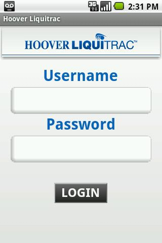 Hoover Liquitrac