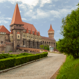 Romania by Alecu Gabriel - Buildings & Architecture Other Exteriors ( castle, romania )