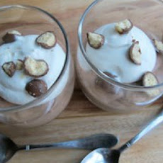 Malted Milk Ball Chocolate Mousse