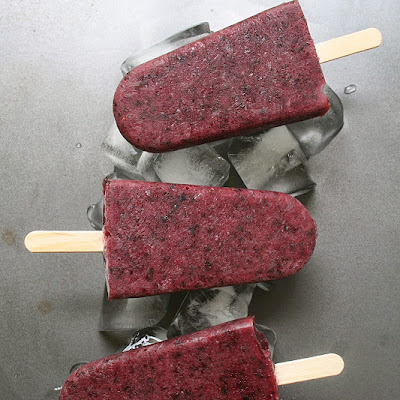 Fruit & Veggie Pops