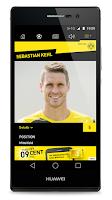 Screenshot of Borussia Dortmund