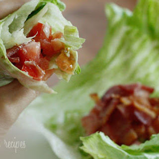 Breakfast Lettuce Wraps Recipes