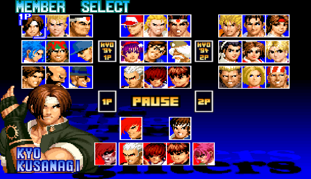 THE KING OF FIGHTERS '97 Screenshot 10