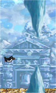 flap flap penguin - screenshot