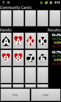 Screenshot of Poker Odds