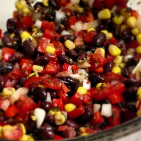 Black Bean-and-Corn Salsa