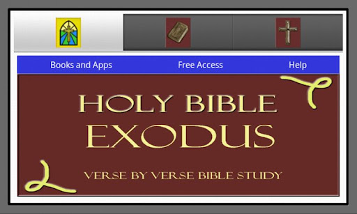HOLY BIBLE: EXODUS STUDY APP
