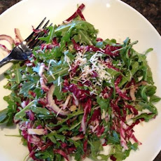 Radicchio And Arugula Salad