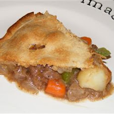 Good Old Meat Pie