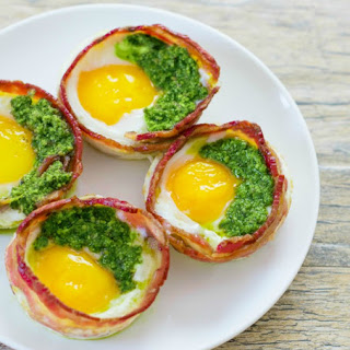 Green Eggs and Ham Cups
