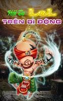 Screenshot of Liên Minh Huyền Thoại: Đotatk