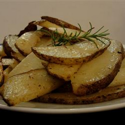 English Baked Potatoes