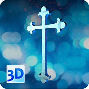 download 3d cross live wallpaper apk