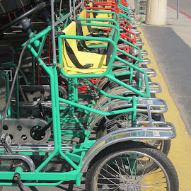 by Áslaug Óttarsdóttir - Transportation Bicycles