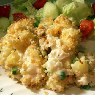 Salmon Casserole Recipes