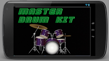 Screenshot of Drum Kit Free
