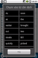 Screenshot of English Joke Story Study TFLAT