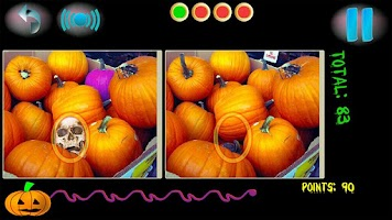 Screenshot of Halloween Picture Hunt HD