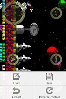 Screenshot of Exolon - RetroGame ZX Spectrum