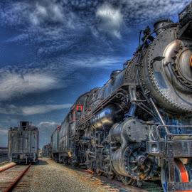 by Brian Hartman - Transportation Trains