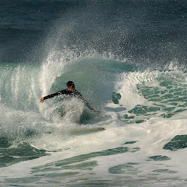 In the Mix by Ken Miller - Sports & Fitness Surfing ( water, watersports, surfing, waves, california, ocean,  )