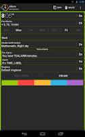 Screenshot of Alarm Revolution