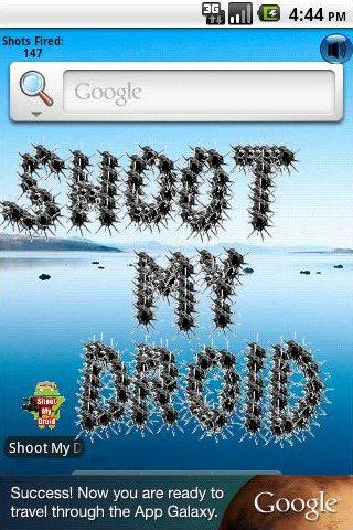 Shoot My Droid