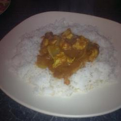 Simple Butter Chicken Curry