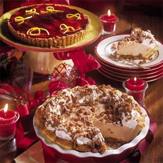 Tiramisu Toffee Trifle Pie