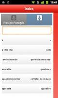 Screenshot of 100% PORTUGAIS