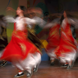 turkish cultural dance by Ayhan Özkur - News & Events Entertainment