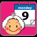Ballet Calendar icon