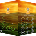 AppLock Theme Hill APK for Bluestacks