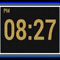 App LED Digital Table Clock APK for Kindle