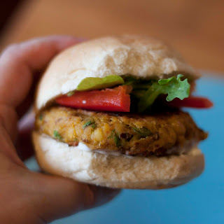 Spiced Chickpea Burgers Recipes