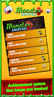 Screenshot of Monster Hospital