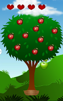 Screenshot of The Apple Catcher