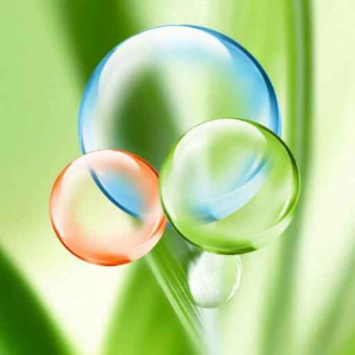 吹泡泡 Bubbles 娛樂 LOGO-玩APPs