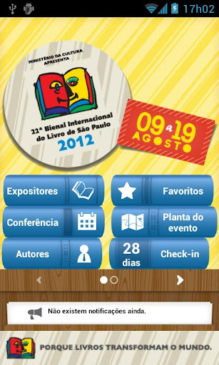 Bienal do Livro 2012