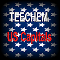 Teechem - US Capitals icon