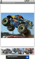 Screenshot of Fantastic Monster Trucks