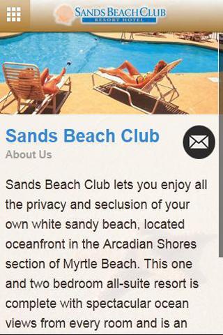 Sands Beach Club