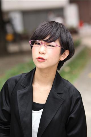メガネ美人 by 福岡美少女図鑑 05